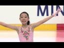 Nana ARAKI JPN - LADIES SHORT PROGAM MINSK 2017
