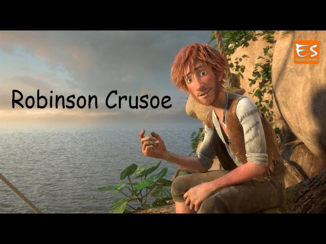Learn English through story   Robinson Crusoe   Daniel Defoe   Graded reader level 2