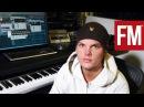 Avicii in the studio The Making of Dancing In My Head