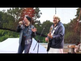 Ян Яненков и Ал. Белов (Gorky Park) - Moscow Calling Harley Days 2015