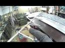 Постройка самолета из поликарбоната крыло ч 4 1 Как сделать элерон крыла