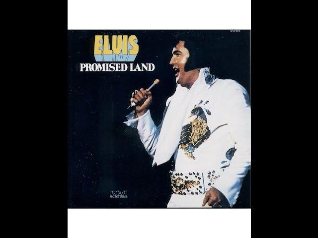 CD54: ELVIS COLLECTION ALBUM PROMISED LAND (CD 54 sur 57 / présentation JMD OFF).