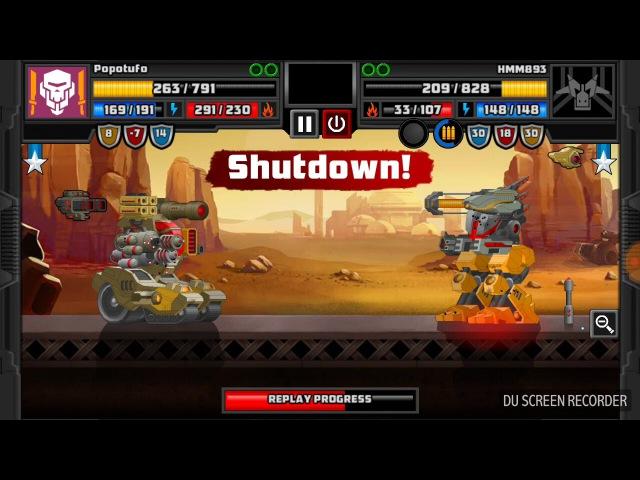 Supermechs epic battle SuperMechsFAN