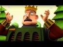 Мультфильм для детей про роботов- Храброе сердце –Охота на  пружины– О рыцарях