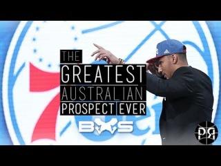 Ben Simmons - The Greatest Australian Prospect Ever
