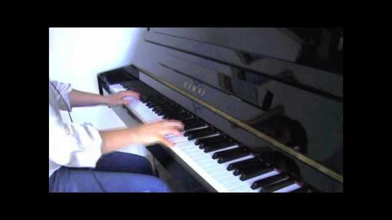 Masha Sharova (piano) - Sherlock BBC, The Reichenbach Ballade (Opening Theme)