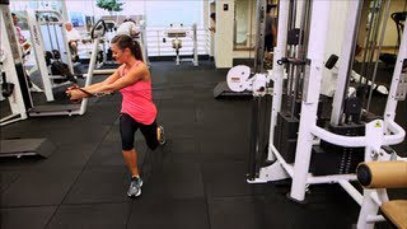 How to Use a Cable Pulley Machine, Gym Basics, Fit How To