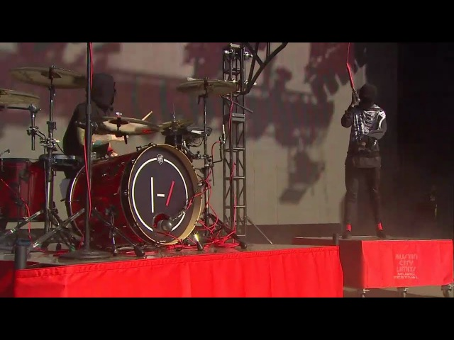 Twenty one pilots FULL SHOW @ Austin City Limits Music Festival Live HD