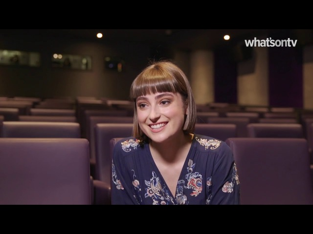 Ellise Chappell talks about joining Poldark as Morwenna Chynoweth