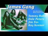 James Gang - 1974 Don Kirschner's Rock Concert