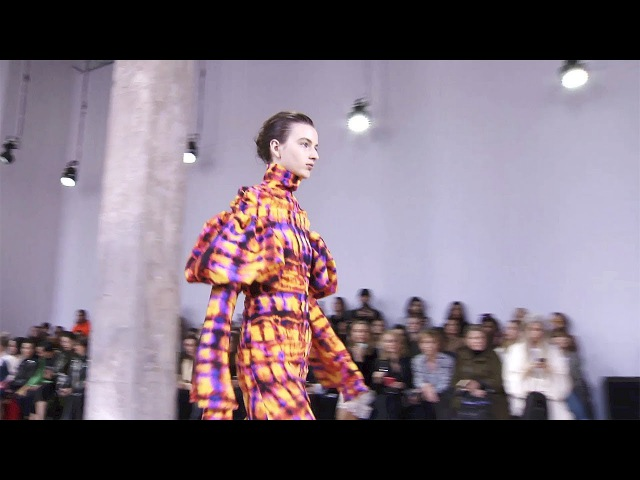 Ellery | Fall Winter 20172018 Full Fashion Show | Exclusive