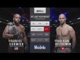 UFC 220 Daniel Cormier vs. Volkan Oezdemir