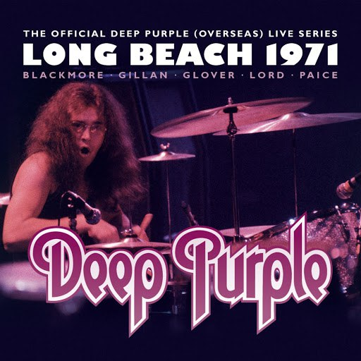 Deep Purple альбом The Official Deep Purple (Overseas) Live Series: Long Beach 1971
