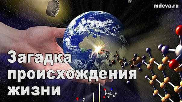 Новая гипотеза проливает свет на загадку происхождения жизни