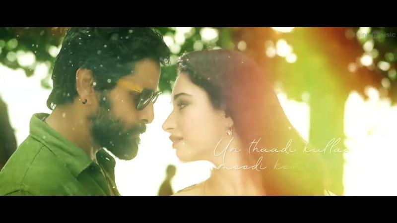 Sketch - Cheeni Chillaallee Song with Lyrics - Chiyaan Vikram, Tamannaah - Vijay Chandar - Thaman S