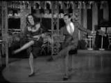 Фред Астер и Элианор Пауэлл - Танец Джонни и Клэр (Бродвейская мелодия 40-х)