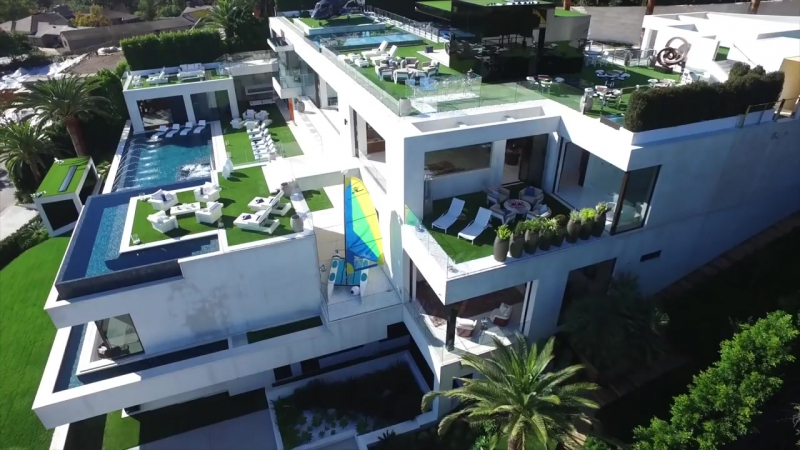 The Most Expensive Home in the U.S. _ 924 Bel-Air Rd