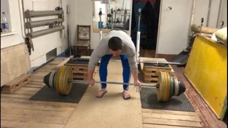 Тяга 217,5kg