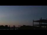 Видео НЛО в небе над Новой Зеландией