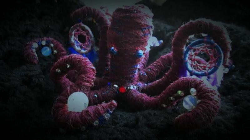 Осьминог Джо / Ктулху от Сахар Отрава / Octopus Joe / Cthulhu made Sugar Poison