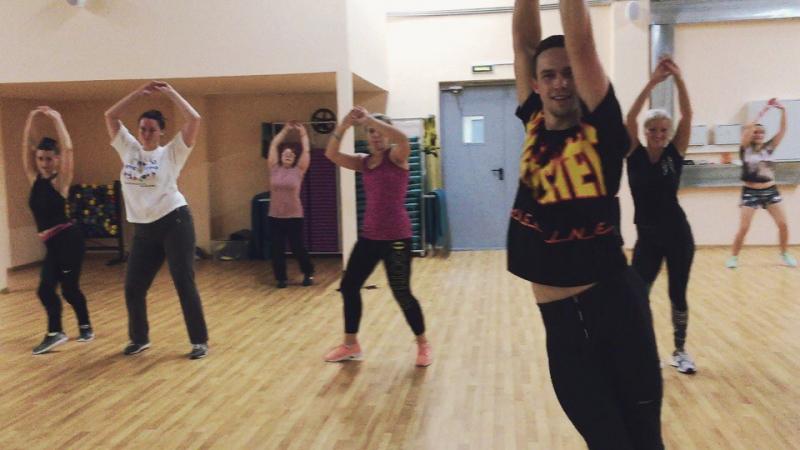 Fitness24 мастер класс по mixvoguedance