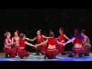 Арабский танец Дабка ,стилизация. Хореография и костюмы Халифа