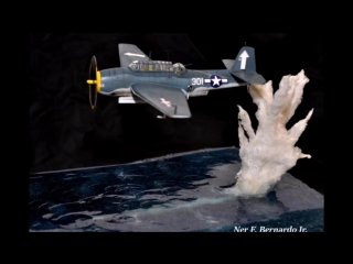 TBF 1 Avenger Torpedo Run Dio Build Part 2