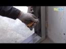 Установка входной металлической двери своими руками _ Как установить дверь