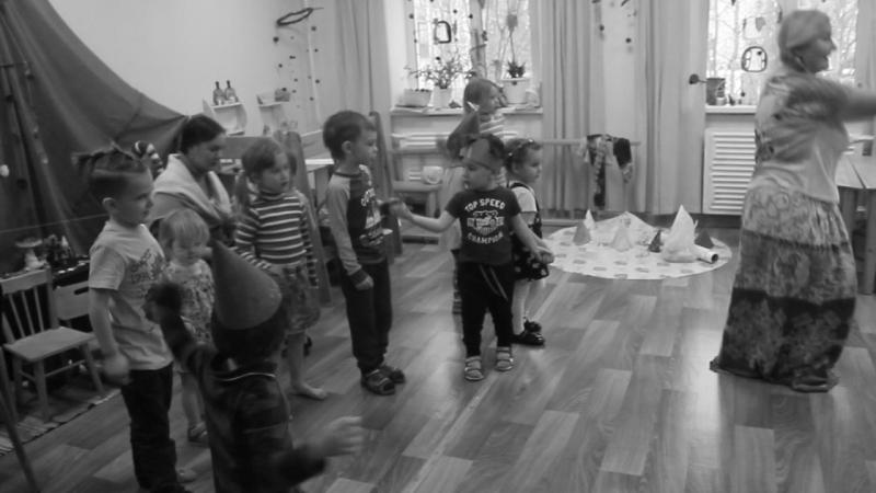 Танец к сказке Самый маленький гном