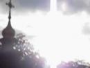 Чудо при выносе плащаницы Божьей Матери в Почаеве,неожиданное солнце которое не слепило глаза. 240 X 320 .mp4