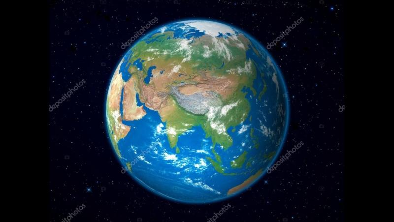 Красота нашей планеты под чарующий голос Эндрю Доналдса