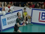 Обзор 23-го тура чемпионата России по волейболу среди мужских команд / 720p