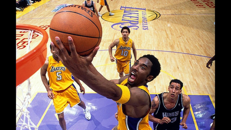 2001 - Los Angeles Lakers / Sacramento Kings (West Semifinals, Game 2)