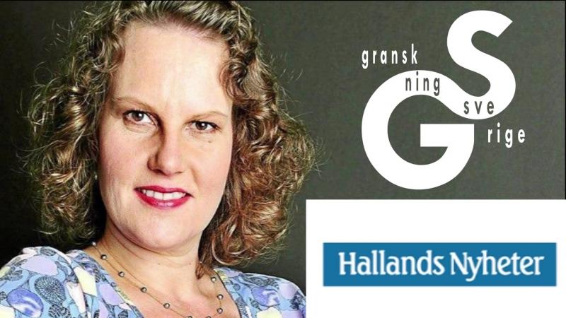 Hallands Nyheter förtalar Granskning Sverige. Flyr frågor