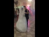 Наш перший весільний танець 02.09.17