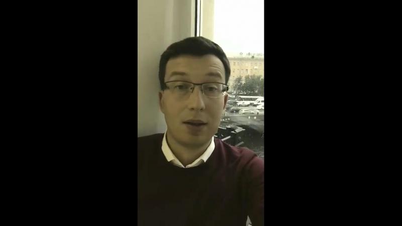 Антон Финогенов. Почему я еду на форум пространственного развития в Питер