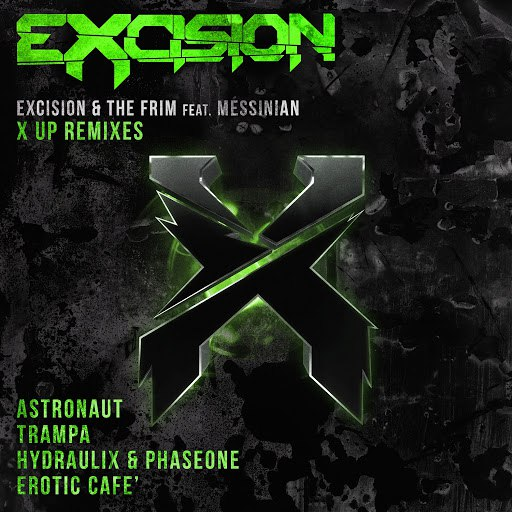 Excision альбом X Up The Remixes