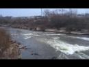 ловля жереха на водопадер анграпа uklip scscscrp