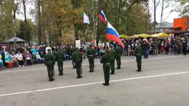 День Калининца__2017