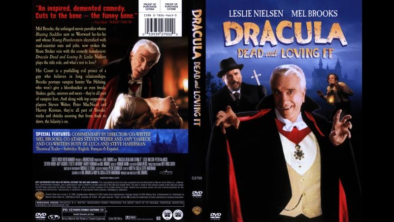 Дракула: Мёртвый и довольный (Dracula.Dead.and.Loving.It) 1995