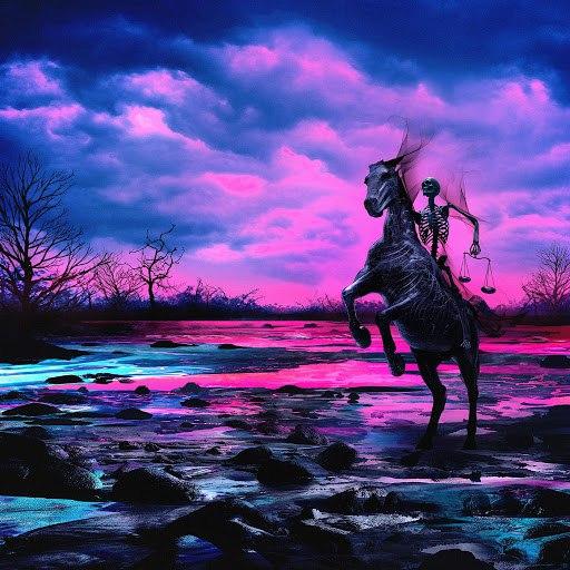 Bluetech альбом The 4 Horsemen of the Electrocalypse: The Black Horse