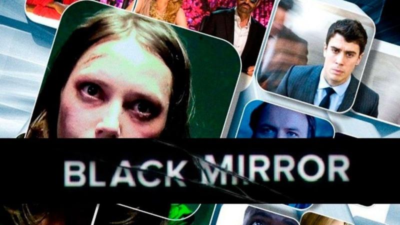 Смотрим сериалы от NETFLIX *Черное зеркало*