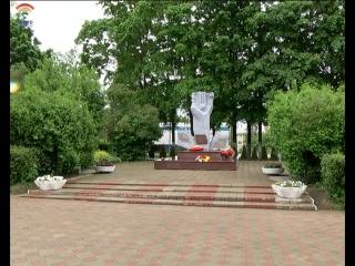 Сюжет о мемориальной комплексе в д.Федоровское