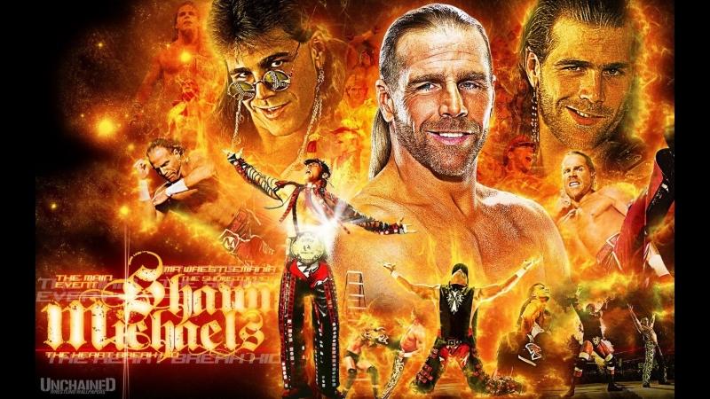 Противостояние. The Undertaker vs. Shawn Michaels (ЧАСТЬ 1)