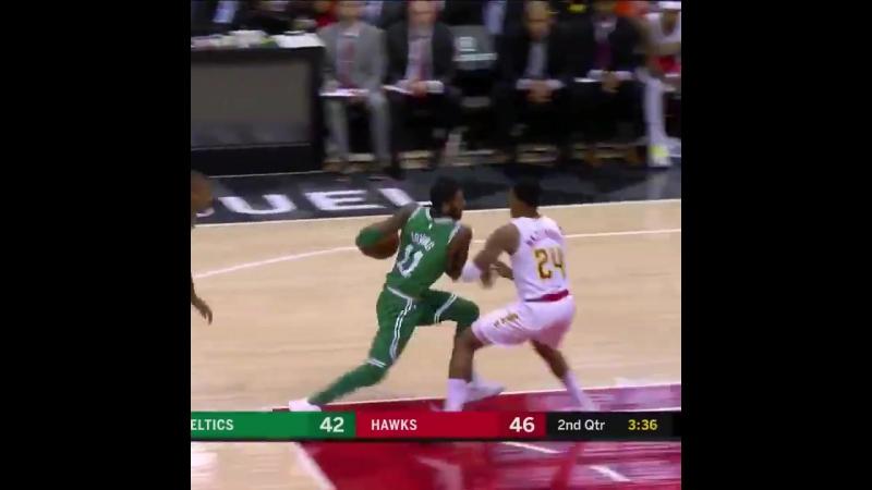 Гудини от баскетбола