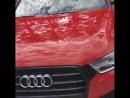 Audi полировка кузова с нанесением защитного покрытия