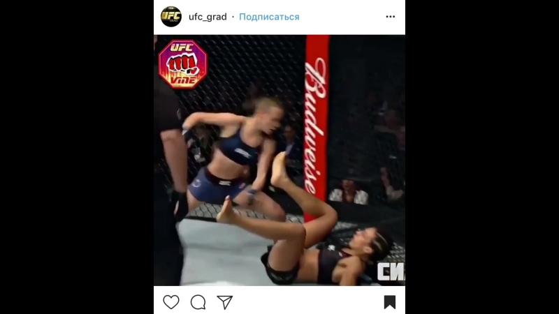 Rose Namajunas vs Joanna Jedrzejczyk