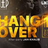 1 июля ✪ HANGOVER: after-party Jah Khalib ✪
