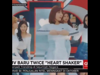 HeartShaker CCN TV Indonesia