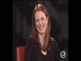 В студии актерского мастерства - Джулиан Мур / Inside the actors studio - Julianne Moore